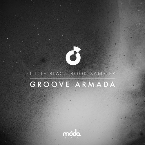 Groove Armada - Little Black Book Sampler [MB042EP]
